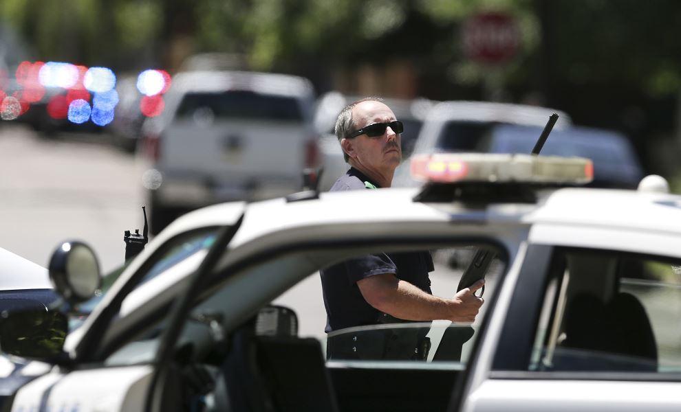 Tiroteo, Laredo, Texas, asesinato, seguridad, Policía