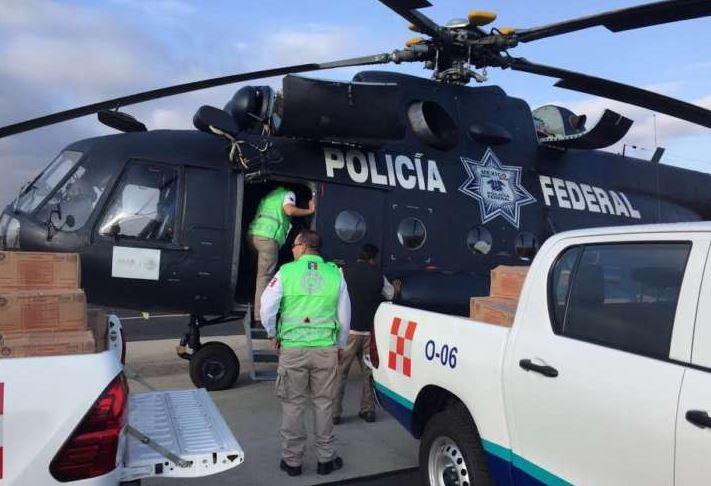 Policía federal, Oaxaca, Tormenta tropical, Beatriz, Noticias, Noticieros