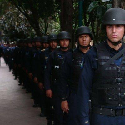 Concierto de Fin de Año en Reforma será vigilado por más de 2 mil policías