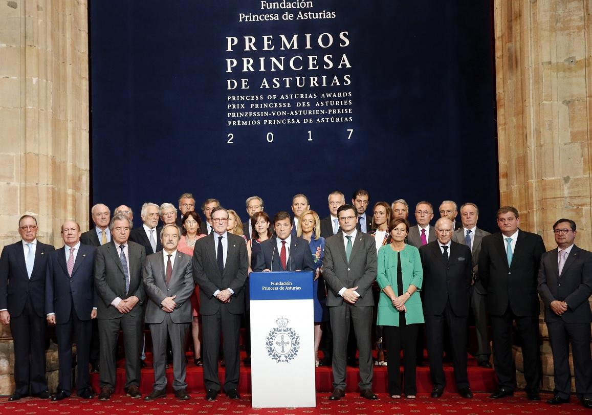 La Unión Europea, premio Princesa de Asturias de la Concordia en España