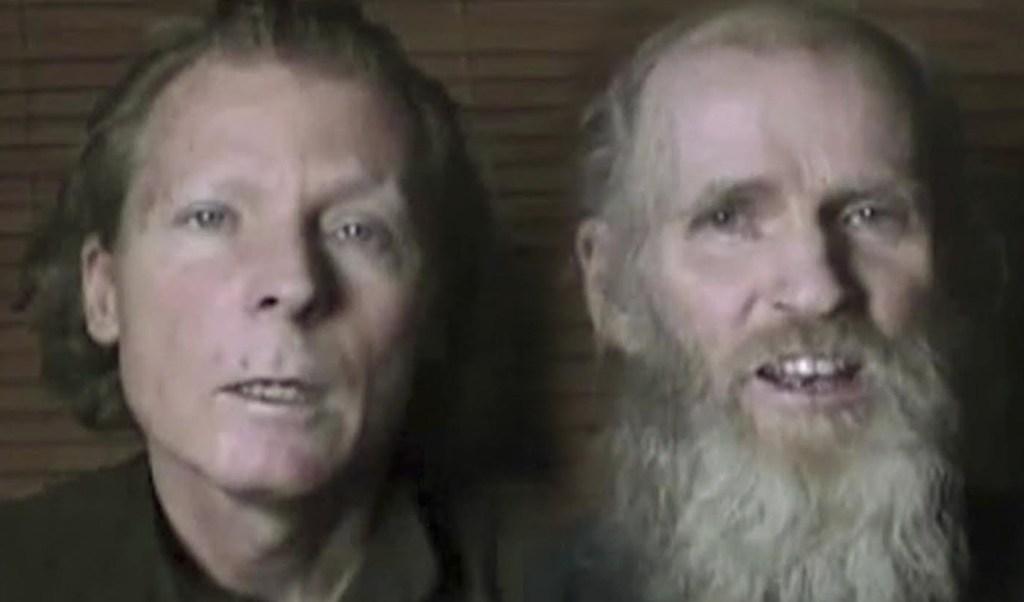 El australiano Timothy Weekes y el estadounidense Kevin King