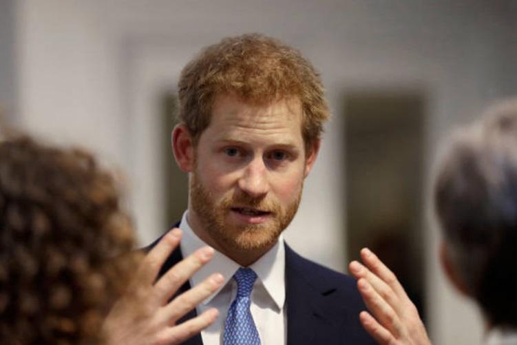 El príncipe Enrique, el quinto en la línea en la sucesión al trono en Gran Bretaña (Getty Images)