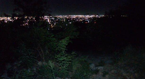 Protección Civil de Guadalupe, Nuevo León, deja sin luz