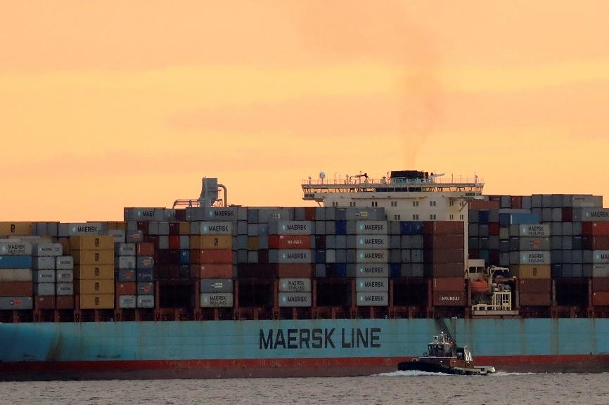 El puerto de Nueva York también ha sido afectado (Reuters)