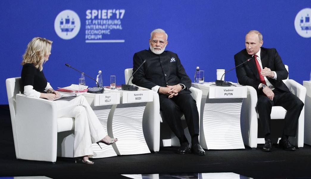 Presidente rusia, Vladimir Putin, India, Narendra Modi, Megyn Kelly