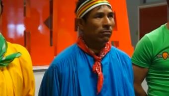 Silvino Cubésare, corredor rarámuri, tarahumara, ultramaratón