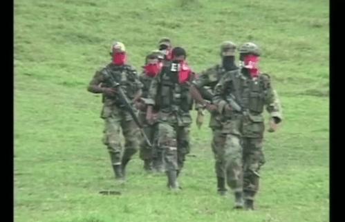 Atentado en Bogotá que dejó al menos tres muertos