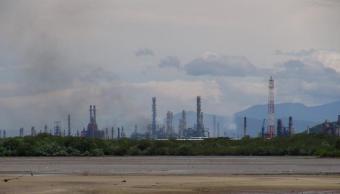 Refinería, Salina Cruz, Oaxaca, contaminación, medio ambiente, incendio, inundación