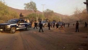 refuerzan seguridad tars ataque al secretario de seguridad