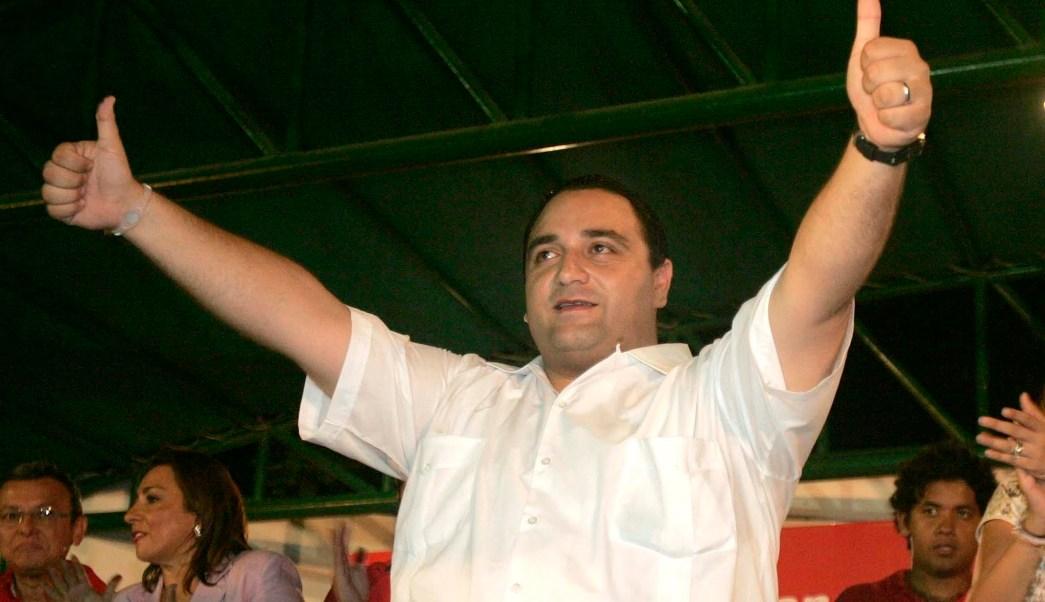 Roberto Borge Angulo, exgobernador de Quintana Roo, fue detenido en Panamá