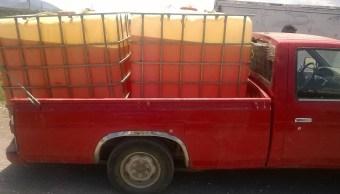 Hidrocarburo, asegurado, Puebla, Robod e combustible, Hidrocarburo robado, seguridad
