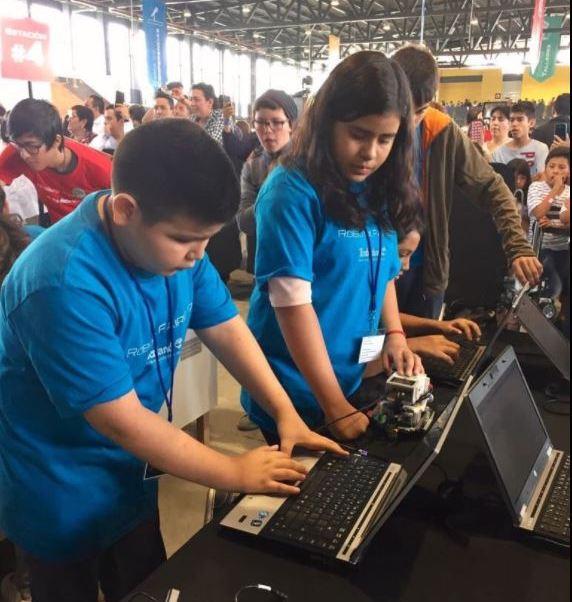 Concurso de robotica, Unam, Robotix faire, Cdmx, Niños y adolescentes, Noticias