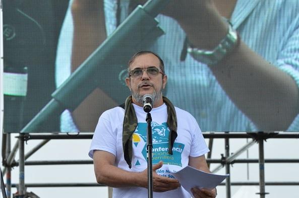 Colombia, armas, acuerdo, paz, FARC, guerrilla,