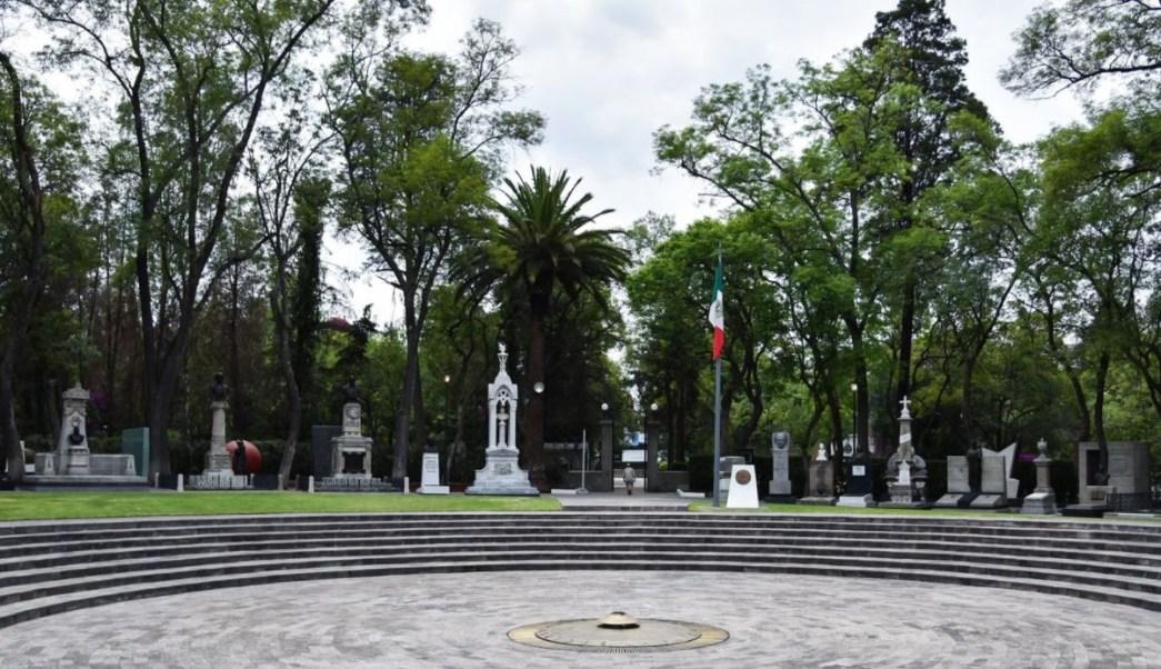 Rotonda de las Personas Ilustres, Panteón Civil de Dolores, Osorio Chong