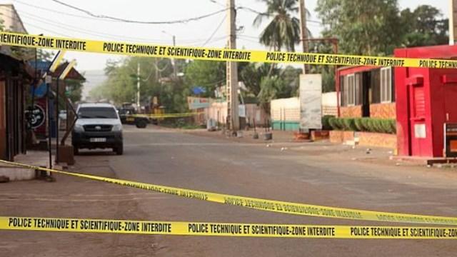 Autoridades acordonan una zona en Mali (Getty Images/Archivo)