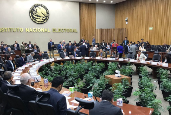 INE pide aumento presupuesto elección 2018