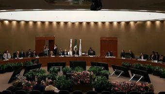 Sesión general del Instituto Electoral del Estado de México