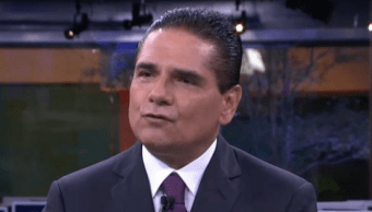Silvano Aureoles, gobernador de Michoacán. y militante del PRD
