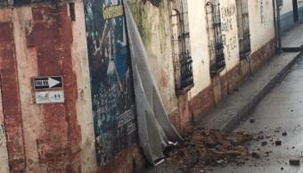 Danos leves por sismo en Guatemala