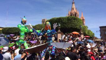 Baile, Locos, Tradición, Guanajuato, Unesco, San Miguel, Allende