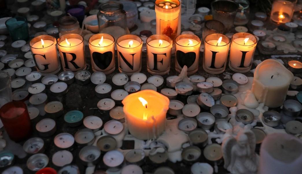 Suman 79 los muertos o desaparecidos en el incendio de Londres