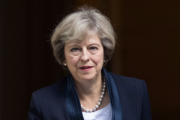 Theresa May, primer ministro británico, Reino Unido, Inglaterra