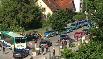 Tiroteo, Múnich, Alemania, heridos, Policía, seguridad