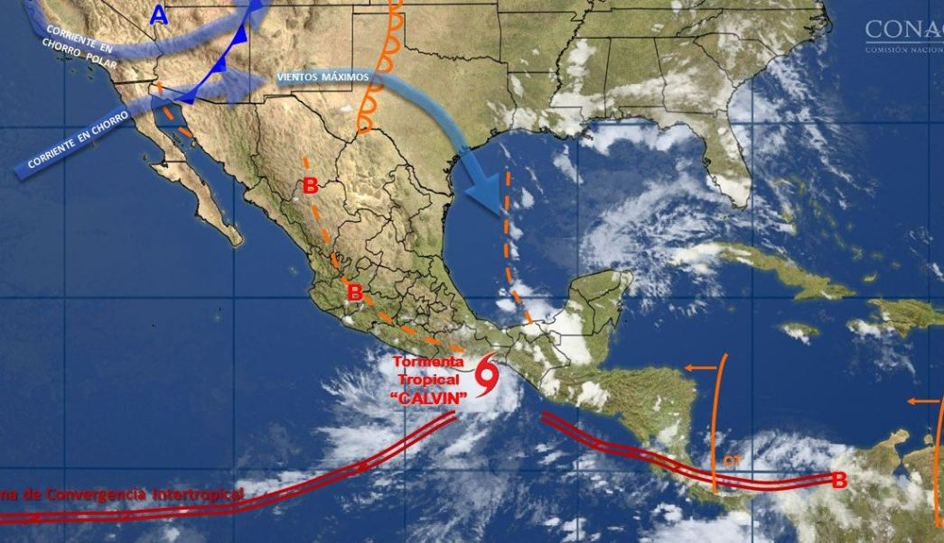 Semar, Tormenta tropical, Plan de prevención, Afectaciones, Calvin, Noticias