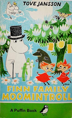 Mumin, Moomin, Tove Jansson, libro, literatura