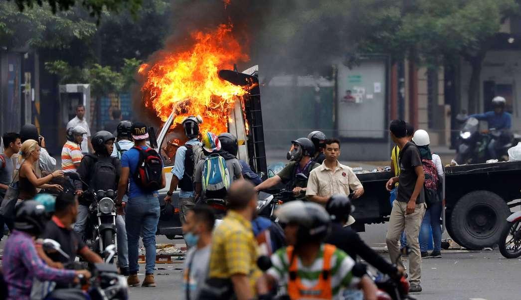 Venezuela, Fiscalía, muertos, Maduro, protestas, oposición,
