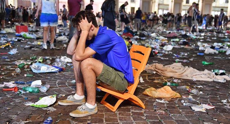 Turin, Italia, Estampida humana, Internacional, Noticias, Noticieros televisa