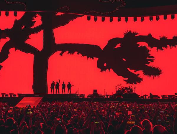 U2 regresa a México con su gira The Joshua Tree 2017