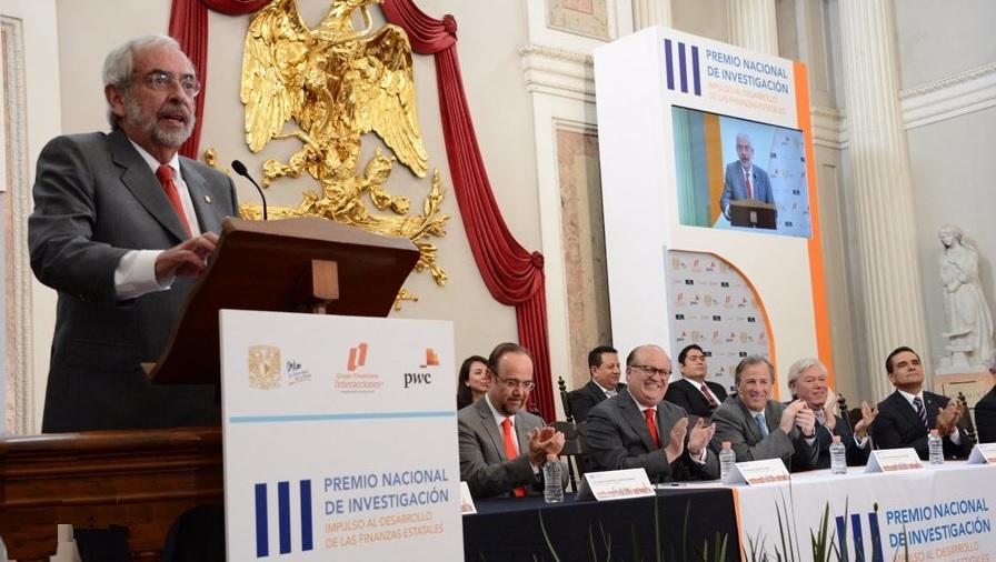 recto, UNAM, Enrique Graue, Meade, gobernadores