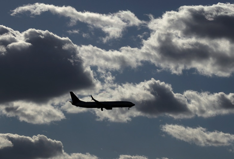 United Airlines cesa vuelos a Venezuela (Getty Images)