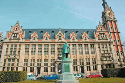 Universidad Libre de Bruselas, bruselas, universidades, escuelas, educación