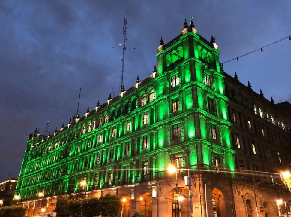 CIUDAD DE MÉXICO, VERDE, CAMBIO CL