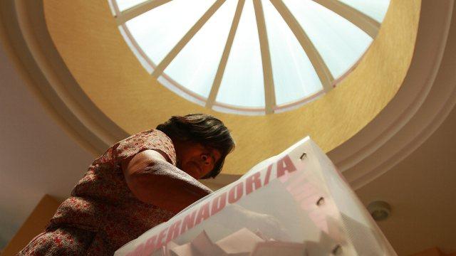 Elección, Estado de México, Chalco, recuento de votos, sufragio, política