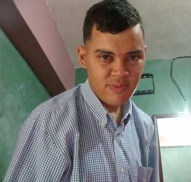 venezuela, Yoiner Peña, manifestaciones, nicolás maduro