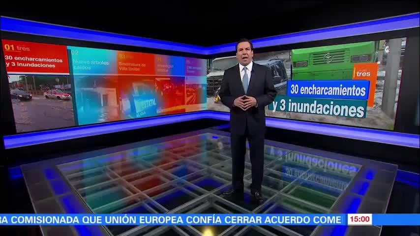 noticias, forotv, A las Tres, Programa completo, Foro TV, Ana Paula Ordorica