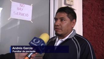 Sigue cerrado, Hospital de la Villa, trabajos para limpiar, Ciudad de México CDMX