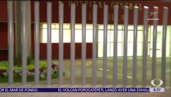 limpieza, hospital general, La Villa, inundaciones, intensas lluvias, CDMX