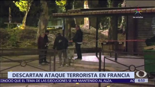 balacera, mezquita en Francia, ajuste de cuentas, bandas criminales