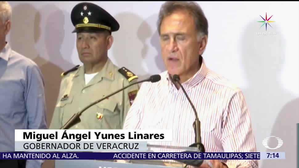Miguel Ángel Yunes, gobernador de Veracruz, líderes, grupos criminales