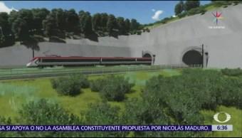 Modifican, proyecto del Tren Interurbano, Tren México-Toluca, Cuajimalpa