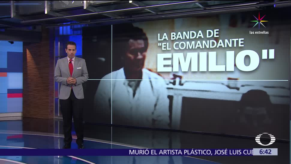 30 de mayo, autoridades capturaron, comandante Emilio, Guanajuato