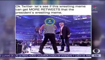 viral un video, simula, golpiza, Departamento de Justicia, Estados Unidos, Donald Trump