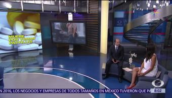Álvaro Pérez Vega, Operación Sanitaria, Cofepris, riesgos, comprar pastillas
