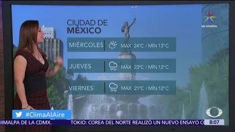 onda tropical, canal de baja presión, tormentas, Guerrero, Michoacán