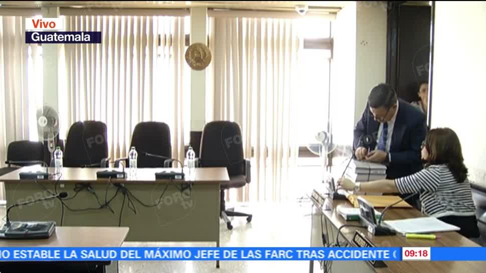 exgobernador de Veracruz, Javier Duarte, comparecerá, tribunal de Guatemala