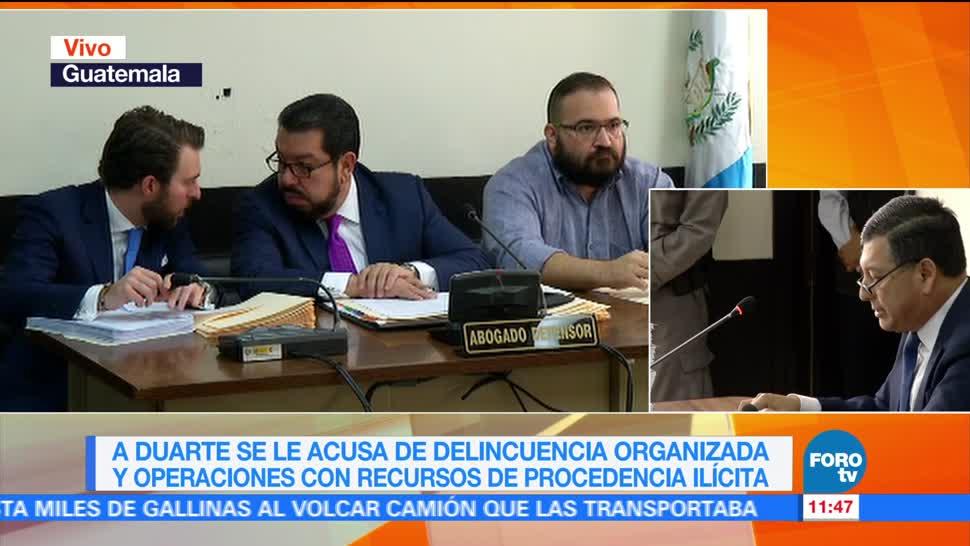 Torre de Tribunales, Tribunales de Justicia, Guatemala, exgobernador de Veracruz, Javier Duarte